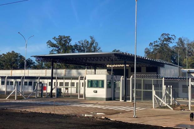 Com reparos a serem concluídos, governo estuda novo prazo para inaugurar penitenciária de Sapucaia do Sul Seapen/Susepe/Divulgação