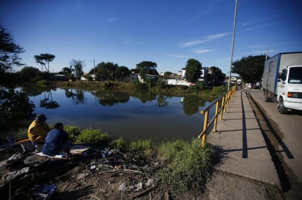 Obra que poderia evitar enchentes em Alvorada é planejada desde 2013, mas nunca saiu do papel Félix Zucco/Agencia RBS