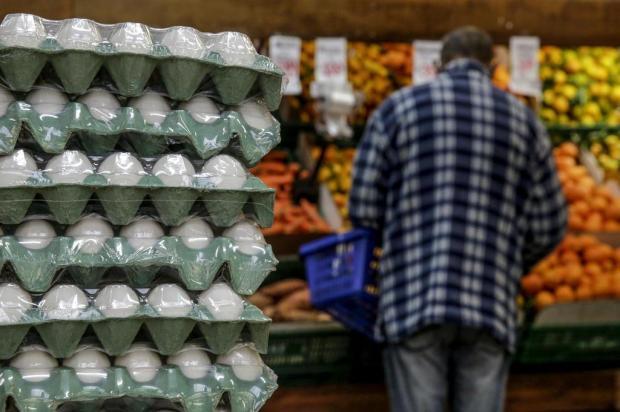 Consumo de ovo ganha força durante pandemia, mas procura faz preços subirem Marco Favero/Agencia RBS
