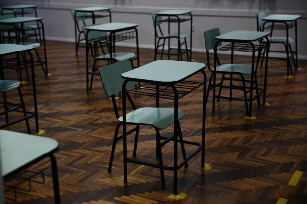 Governo do Estado recua e projeta volta às aulas para primeira metade de setembro Félix Zucco/Agencia RBS