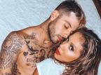 """Gui Araújo fala sobre Anitta: """"Vida que segue"""" Instagram @anitta / Divulgação/Divulgação"""