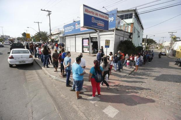 Porto Alegre tem terceiro pior índice de isolamento social desde último decreto Lauro Alves/Agencia RBS