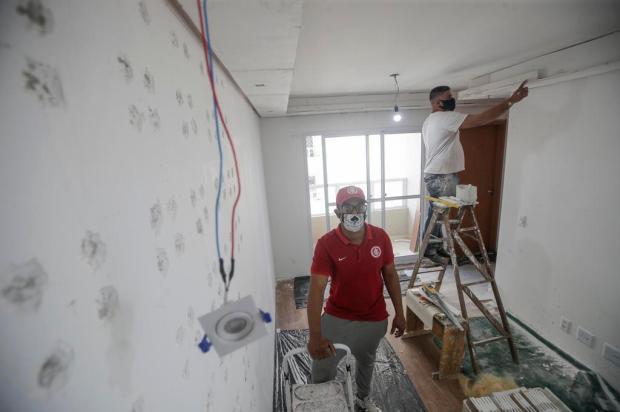 Entenda as regras para a realização de obras residenciais em Porto Alegre André Ávila/Agencia RBS