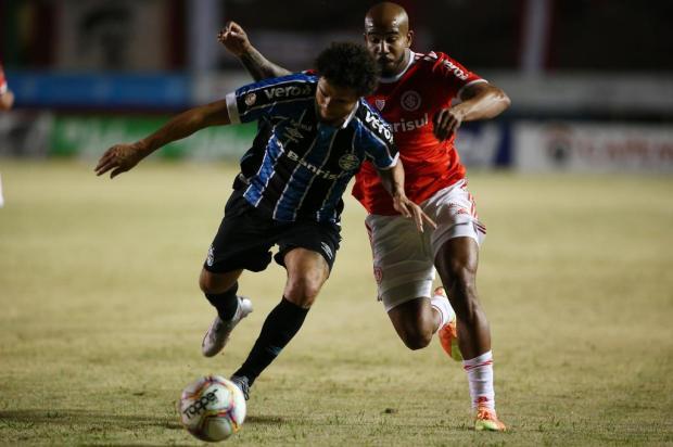 Guerrinha: os objetivos de Grêmio e Inter na rodada do fim de semana do Gauchão Jefferson Botega/Agencia RBS