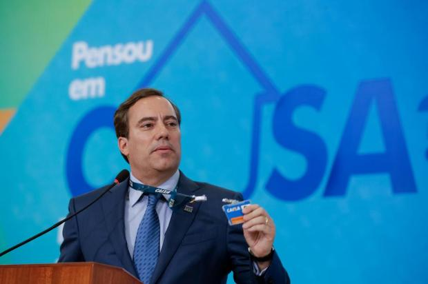 Caixa anuncia linha de crédito com antecipação do saque-aniversário do FGTS por até três anos Isac Nóbrega/Presidência da República/Divulgação