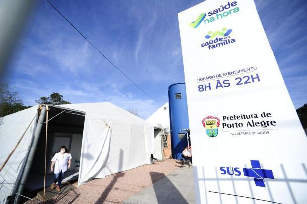 Postos de Porto Alegre registram movimento em primeiro dia de testes para coronavírus Ronaldo Bernardi/Agencia RBS