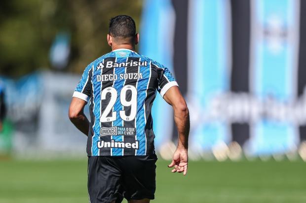 Cacalo: o Grêmio precisa contratar um centroavante Lucas Uebel / Grêmio FBPA/Grêmio FBPA