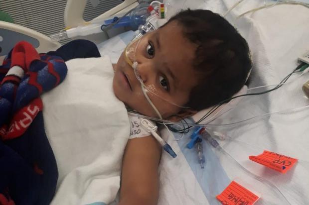Menino brasileiro com doença rara passa por transplante de cinco órgãos nos Estados Unidos Joseli Alves dos Santos/Arquivo pessoal