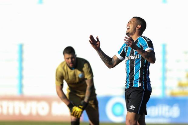 Cacalo: os problemas que o time reserva do Grêmio apresentou contra o Novo Hamburgo Marco Favero/Agencia RBS