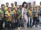 """Liliane Pereira lança o desafio para o povo do Carnaval: """"Precisamos falar sobre inclusão"""" Hélida Freitas/Divulgação"""