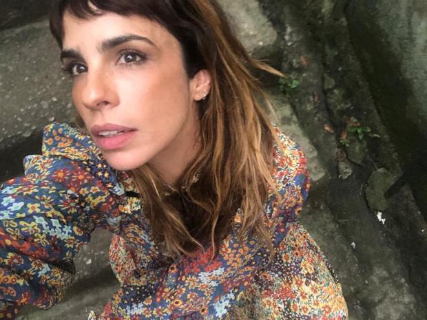 """Maria Ribeiro abre o jogo sobre """"boa relação"""" com ex-maridos: """"Sou ótima atriz"""" Maria Ribeiro Instagram  / Reprodução/Reprodução"""