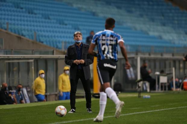 Luciano Périco: a conversa que Renato Portaluppi precisa ter no Grêmio Jefferson Botega/Agencia RBS