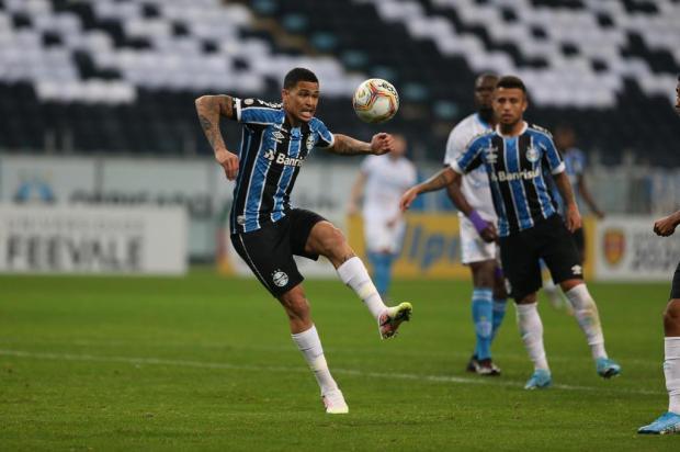 Guerrinha: o Grêmio dificultou a própria classificação na Arena Jefferson Botega/Agencia RBS