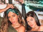 """Influenciadora rebate críticas sobre ser """"bancada"""" pela amiga Anitta: """"Eu trabalho"""" Instagram @larybottino/Divulgação"""