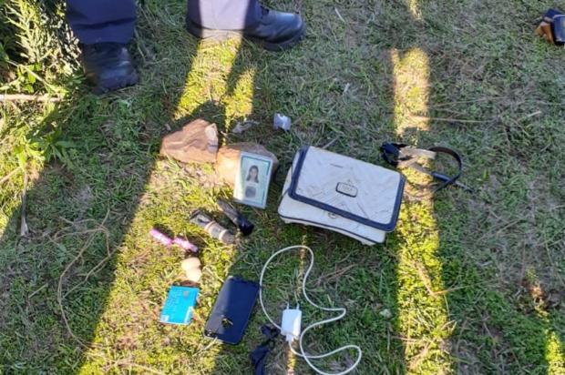 Bolsa de jovem desaparecida é encontrada dentro de açude em Soledade Salete Canello/Arquivo Pessoal