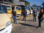 Sem aulas, motoristas de vans escolares da Capital passam dificuldades e pedem isenção de tarifas Félix Zucco/Agencia RBS