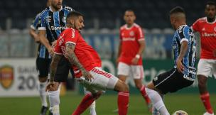 Lelê Bortholacci: atuação no Gre-Nal escancarou as fraquezas do Inter Jefferson Botega/Agencia RBS