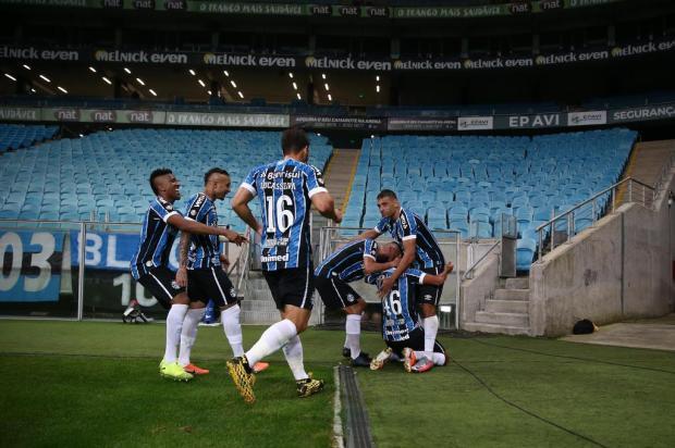 Cacalo: Grêmio teve atuação impecável em todos os setores Jefferson Botega/Agencia RBS