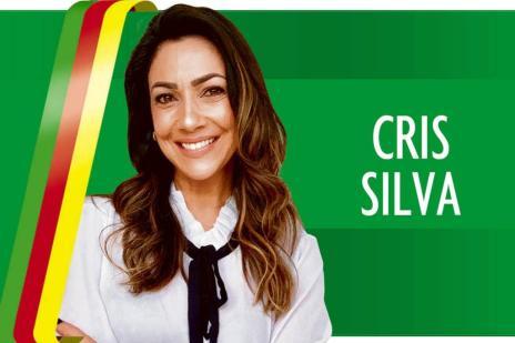 """Cris Silva: """"Tem que escovar desde cedo"""" (Agência RBS/Agência RBS)"""