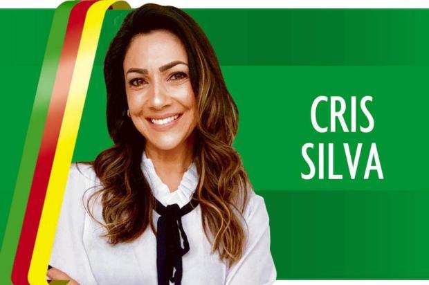 """Cris Silva: """"Thay, a mãe do Theo"""" Agência RBS/Agência RBS"""