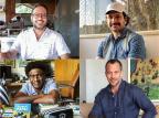 Atores falam sobre papel de pai na ficção e na vida real TV Globo / Divulgação/Divulgação