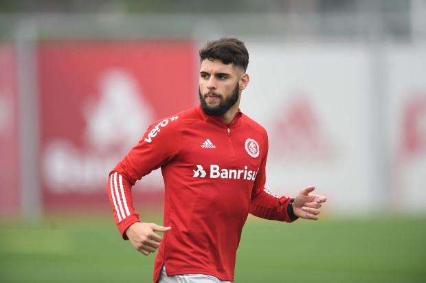 Luciano Périco: o desempenho do Inter no Brasileirão é melhor do que a encomenda Ricardo Duarte / Divulgação Inter/Divulgação Inter