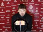 Luciano Périco: o tripé de volantes de Odair Hellmann está de volta no Inter de Eduardo Coudet Inter/Twitter/Reprodução