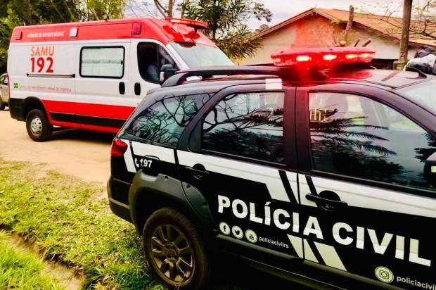 Polícia investiga tentativa de feminicídio em Viamão Polícia Civil/Divulgação