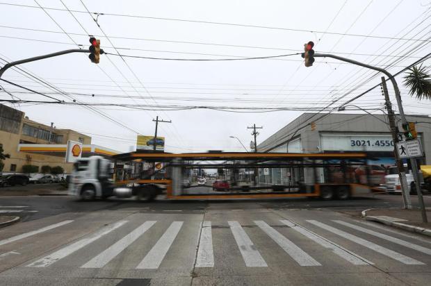 Os cruzamentos que registraram mais acidentes em Porto Alegre neste ano Jefferson Botega/Agencia RBS