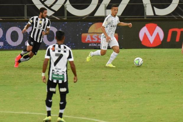 Guerrinha: Grêmio desperdiçou dois pontos que podem fazer falta Caio Rocha/FramePhoto/Folhapress
