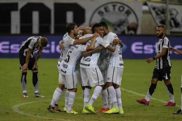 Cacalo: tomara que os pontos deixados no Ceará não faltem para o Grêmio Jarbas Oliveira/Folhapress