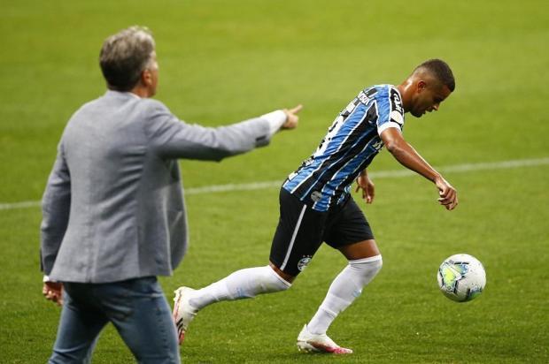 Cacalo: Renato tem razão quando diz que o grupo do Grêmio é forte Isadora Neumann/Agencia RBS