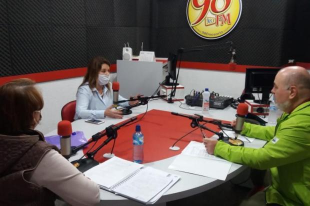Rádio é opção para aulas durante a pandemia em Osório Arquivo Pessoal/Arquivo Pessoal