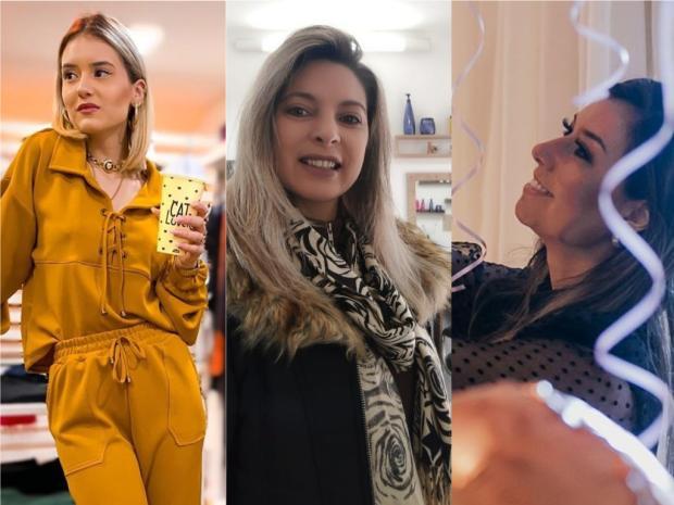 Conheça três empreendedoras que driblam a crise com criatividade Instagram / Reprodução/Reprodução