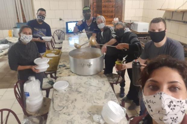 """Projeto """"Sara Nossa Fome"""" busca doações para moradores de rua Arquivo Pessoal/Arquivo Pessoal"""