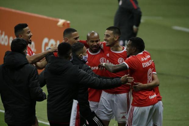 Lelê Bortholacci: vitória e liderança com a mão de Coudet Lauro Alves/Agencia RBS
