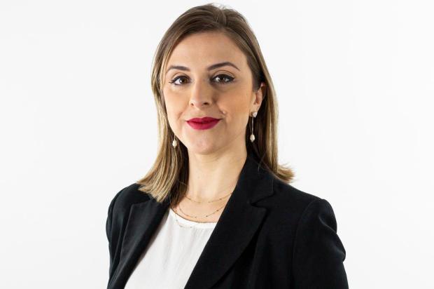 Kelly Matos estreia como comentarista na RBS TV Mateus Bruxel/Agencia RBS