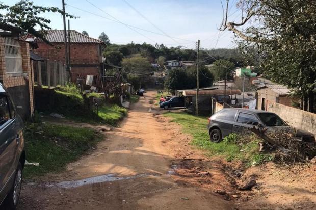 Más condições de rua causam incômodo a moradores do bairro Lomba do Pinheiro, na Capital Arquivo Pessoal/Arquivo Pessoal