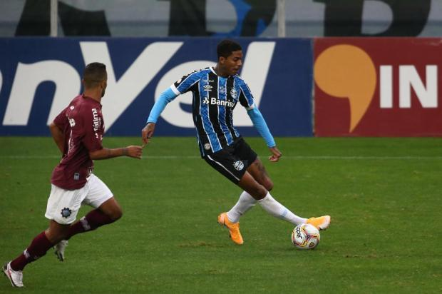 Guerrinha: Grêmio precisa de um substituto para Jean Pyerre Jefferson Botega/Agencia RBS
