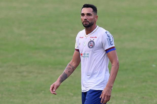 Cacalo: a busca por reforços no Grêmio Felipe Oliveira/Bahia/Divulgação