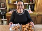 Bolinho de aipim da Laurita: aprenda a fazer um salgado versátil Arquivo Pessoal/Arquivo Pessoal