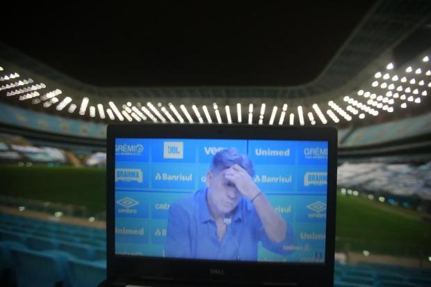 Luciano Périco: Renato Portaluppi terá de corrigir os problemas do Grêmio na conversa André Ávila/Agencia RBS
