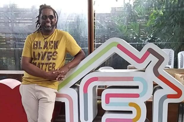 """Prestes a estrear como apresentador do """"É de Casa"""", Manoel Soares agradece por um """"não"""" que recebeu Arquivo Pessoal/Divulgação"""