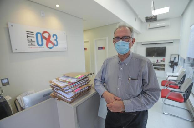 Nova vacina contra covid-19 a ser testada em Porto Alegre teve desempenho robusto em macacos Isadora Neumann/Agencia RBS