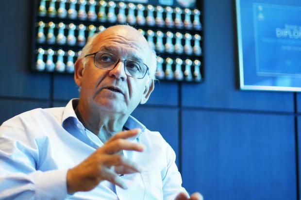 Zé Alberto: a ira de Romildo tem justificativa, como a do Inter em 2005 Félix Zucco/Agencia RBS