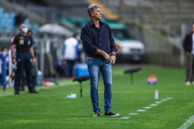 Cacalo: Gre-Nal para arrumar a casa Lucas Uebel / Grêmio FBPA/Grêmio FBPA