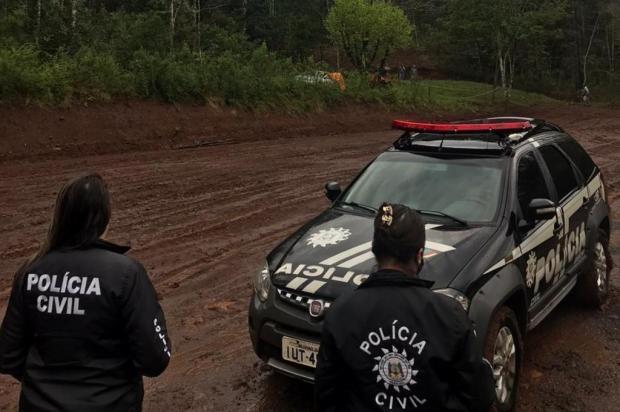Corpos de ex-namorados que estavam desaparecidos são encontrados no noroeste do RS Polícia Civil/Divulgação