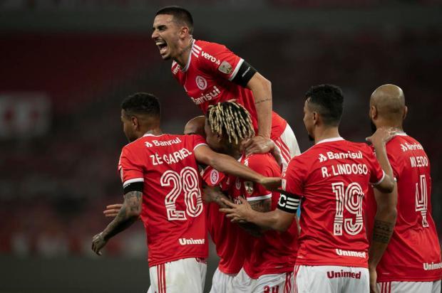 Guerrinha: Inter de Coudet teve vitória sofrida no Beira-Rio Liamara POLLI/POOL/AFP