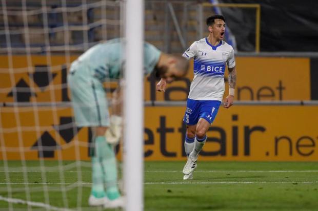 Guerrinha: deu pena de ver o Grêmio em campo ELVIS GONZALEZ/AFP
