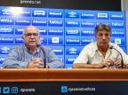 Cacalo: o Grêmio está preparado para reagir ao mau momento em que se encontra na temporada Lucas Uebel/Grêmio/Divulgação